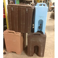 toronto party rental - cambro beverage container rental
