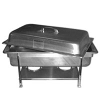 toronto party rental - chafing dishes rental
