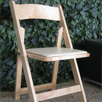 toronto party rentals - folding chair rentals