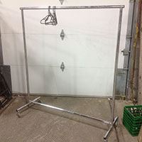toronto party rentals - coat rack